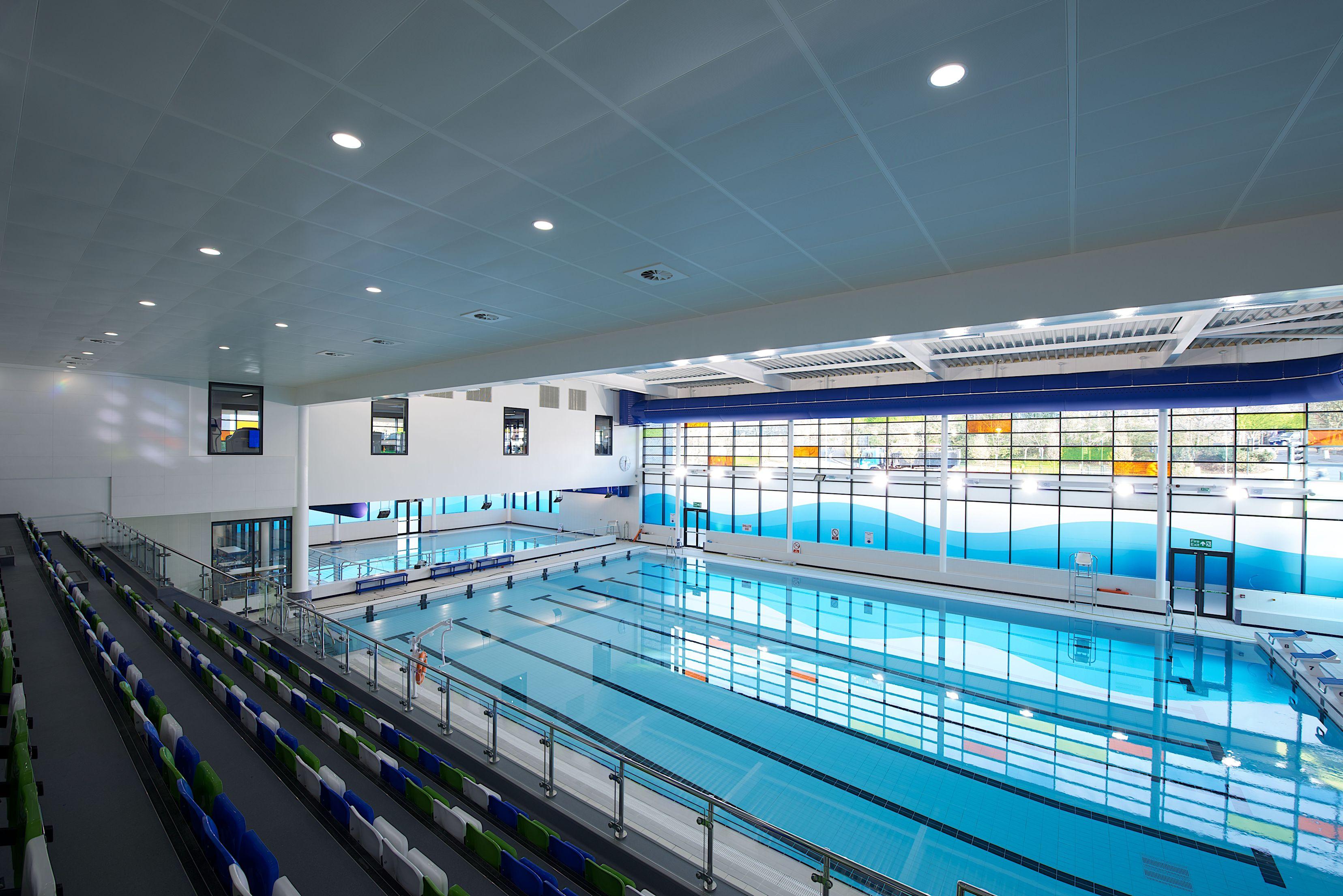 Oldham Sports Centre Willmott Dixon