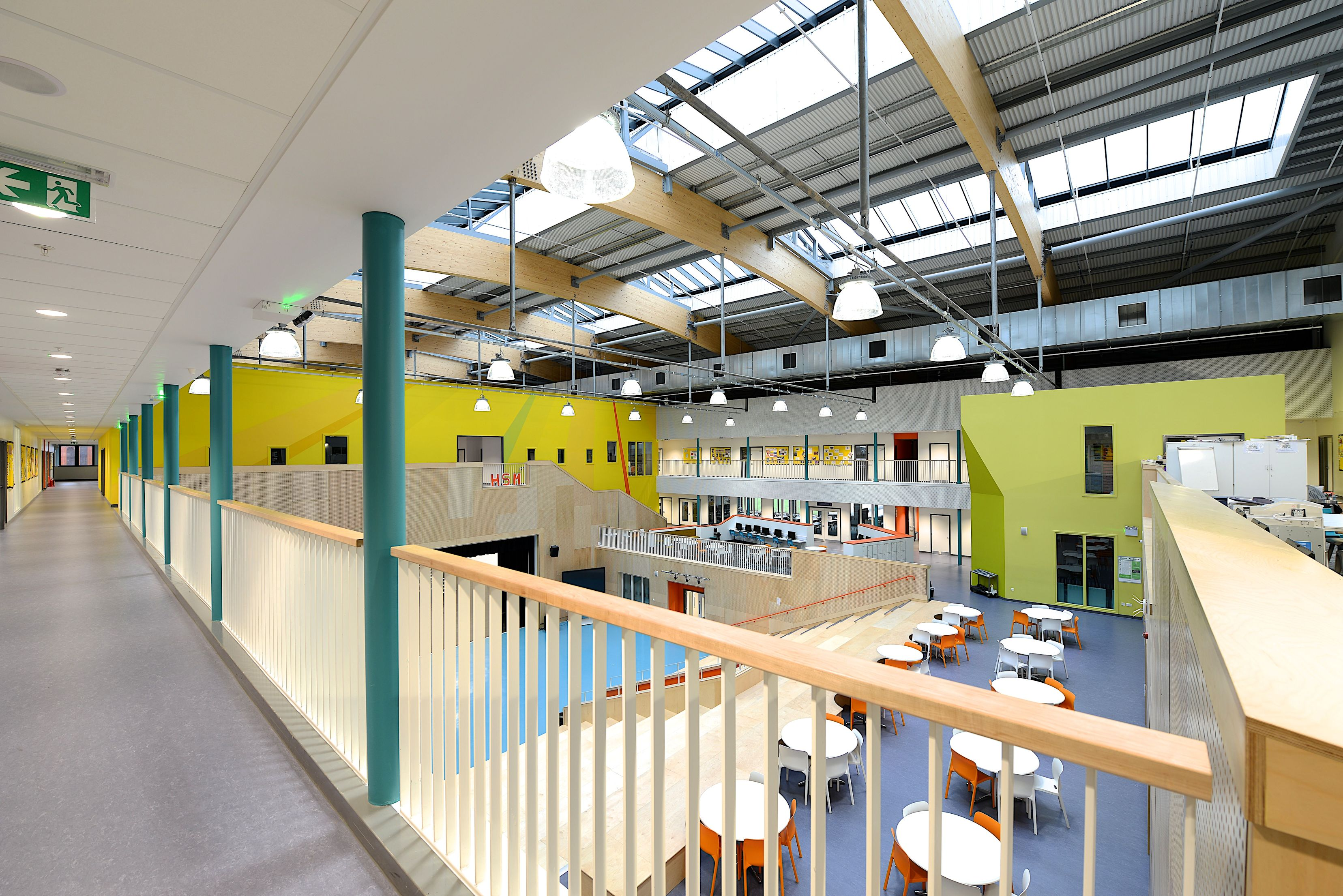 Archbishop Blanch Secondary School, Liverpool | Willmott Dixon