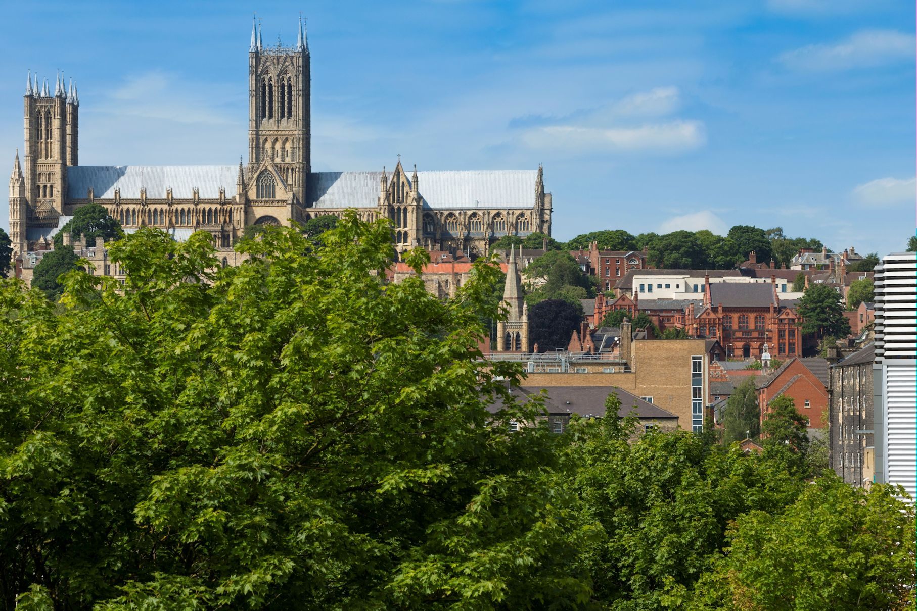 Lincoln UTC Cathedral low