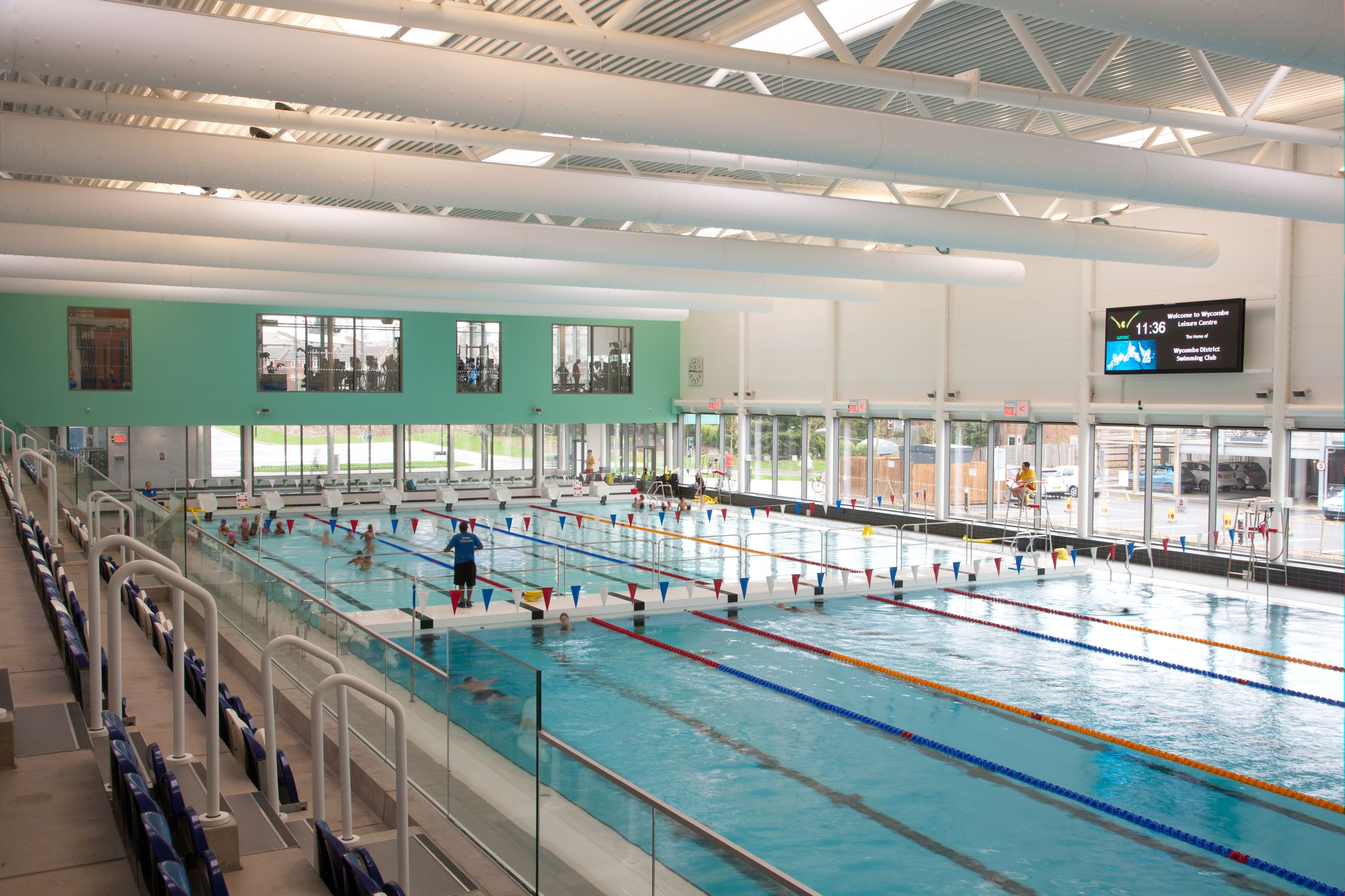 wycombe sports centre high wycombe willmott dixon