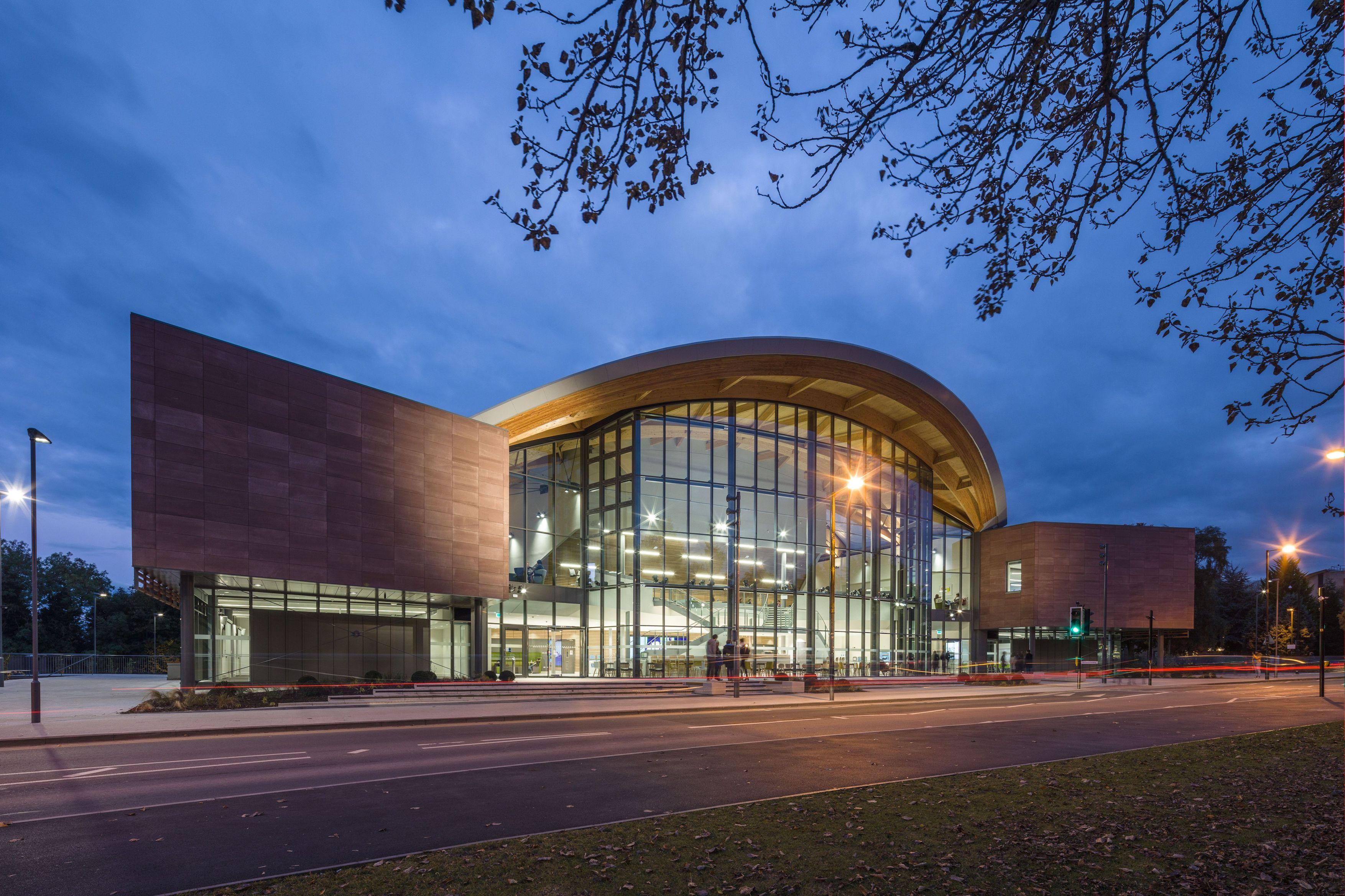 Willmott dixon lands 66m midlands universities treble willmott dixon for University of warwick swimming pool