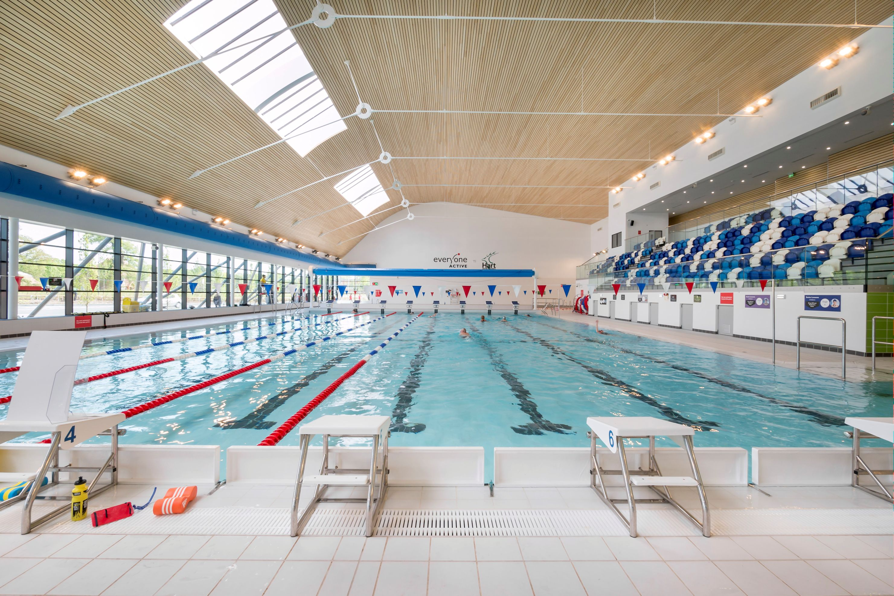Hart Leisure Centre swimming pooljpg