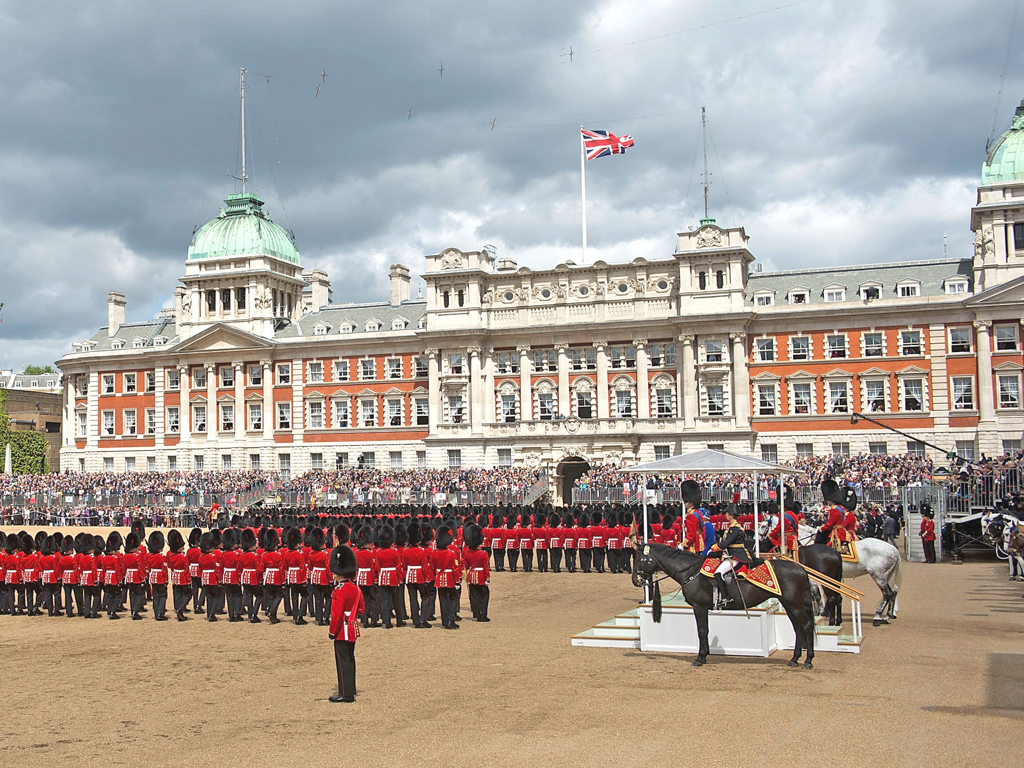 Trooping the Colour-admiralty-gettyjpg