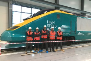 Image of HS 2 has arrived!.jpg
