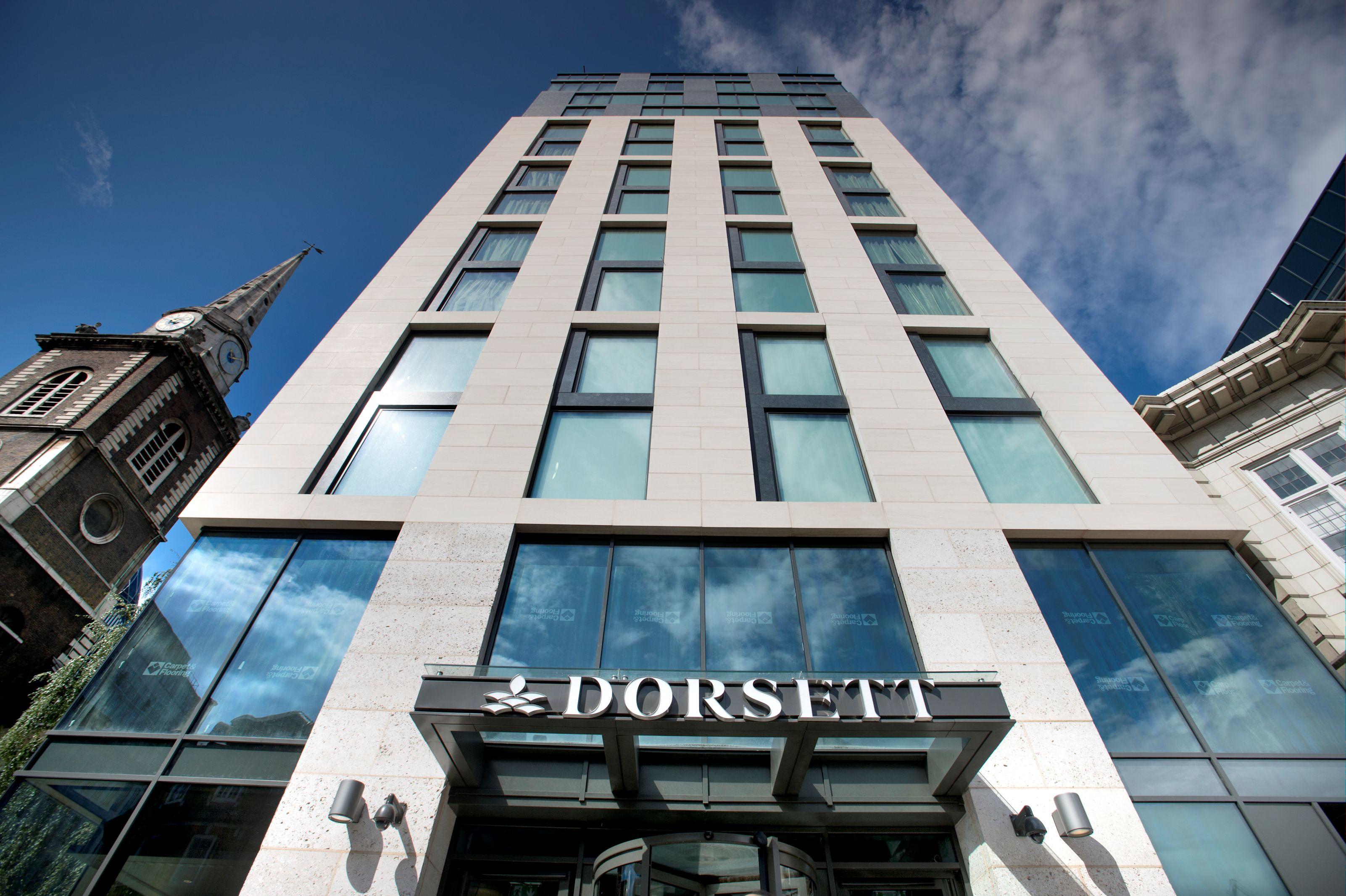 Dorsett Hotel completion - midjpg