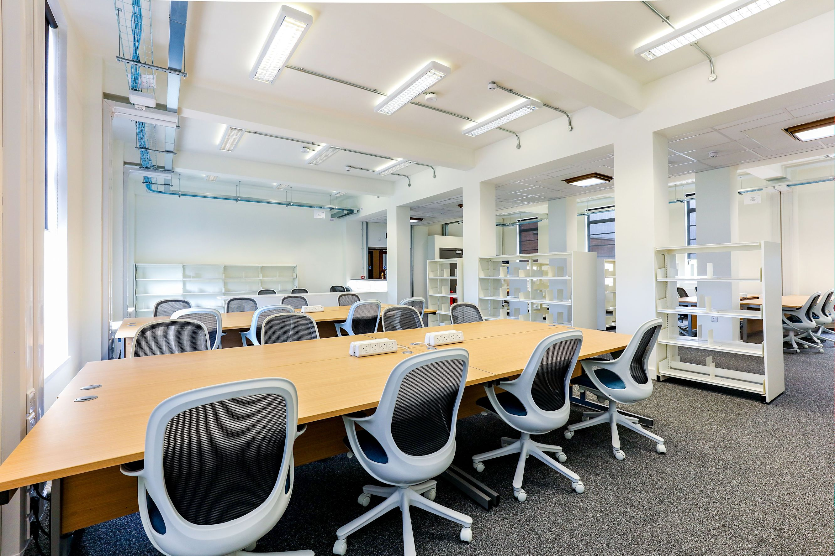 Coventry University classroom midjpg