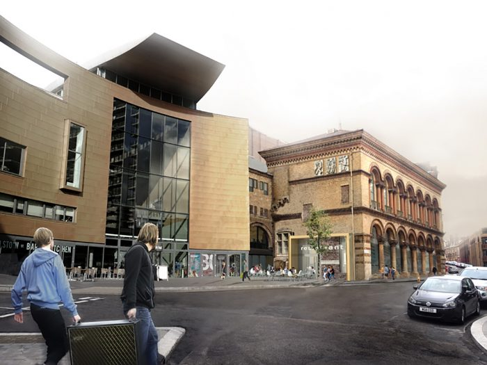 Colston Hall Phase 2 transformation exterior.jpg
