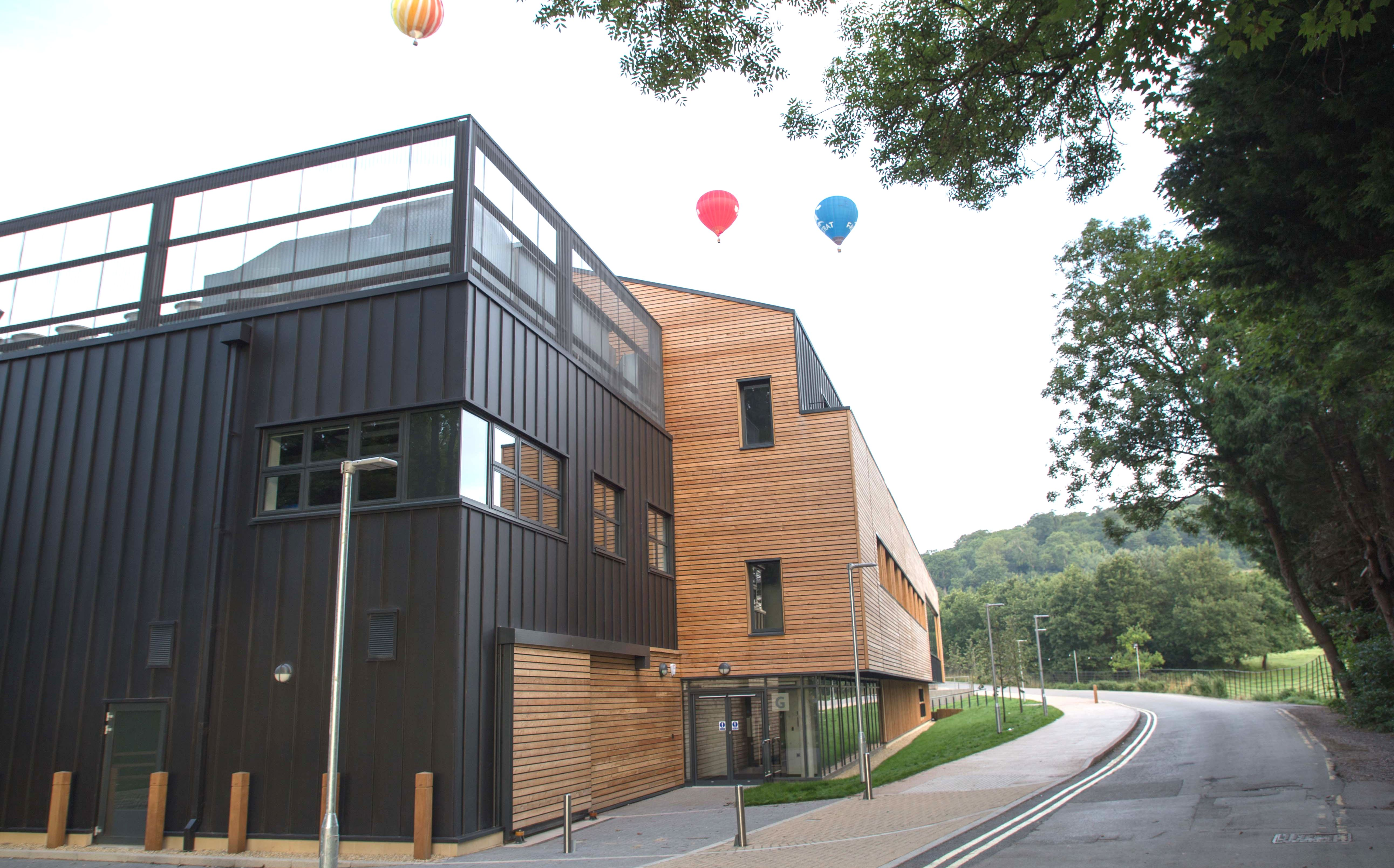 Digital Media Bower Ashton Campus, balloons 2.jpg