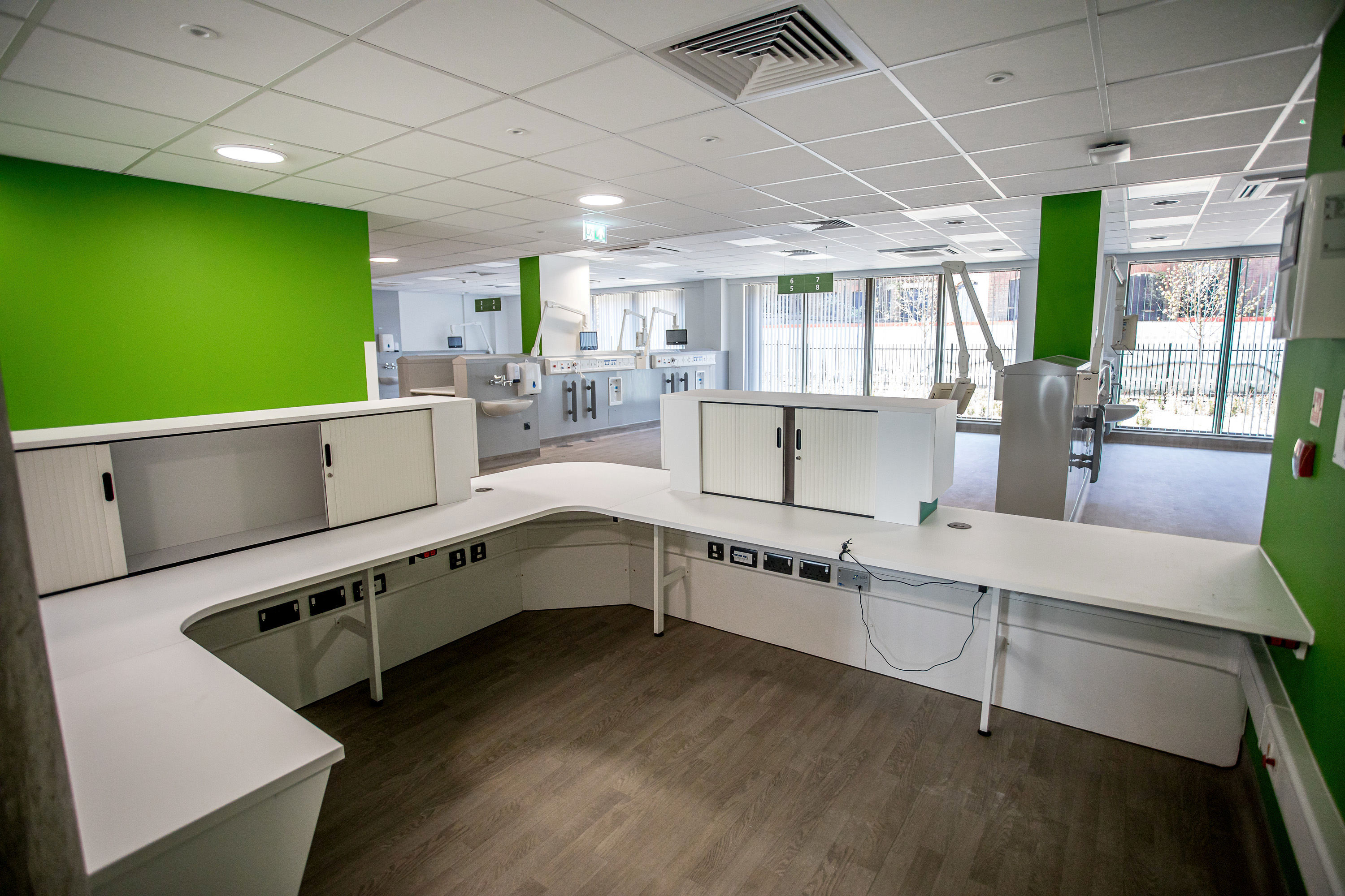 Tessa Jowell healthcentre in Dulwich - internal 2.jpg