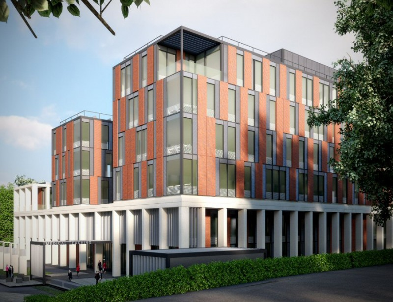 The Centre for Medicine will be built to Passivhaus standards